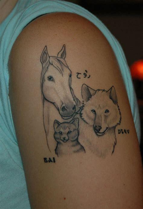 heartbeat horse head tattoo horse head heart tattoo www pixshark com images