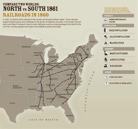 sectionalism north and south sectionalism cims cougars quot prowl pages quot social studies