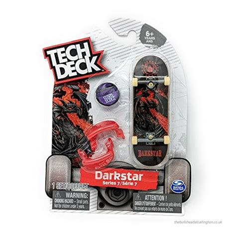 Tech Deck Fingerboard By B Toys tech deck darkstar series 7 breathing