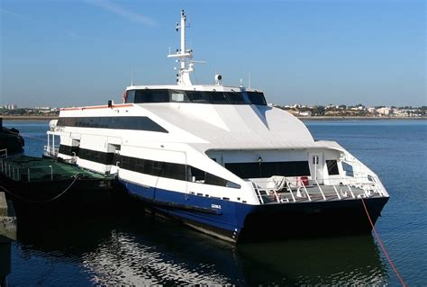 catamaran ferry speed waterfront seabus terminal could be used by new ferries to