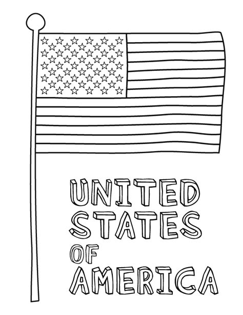 patriotic coloring pages preschool coloring pages flags holidays and free
