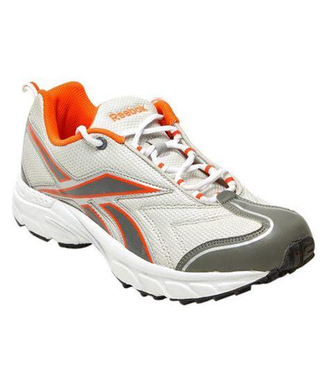 Azcost Runner Sporty Grey reebok global runner grey orange sports shoes buy reebok global runner grey orange sports