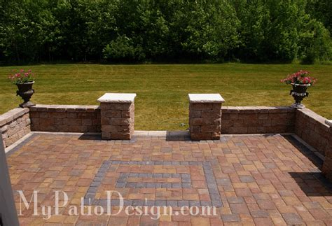 Patio Wall Ideas | fabulous seating wall ideas for your patio mypatiodesign com