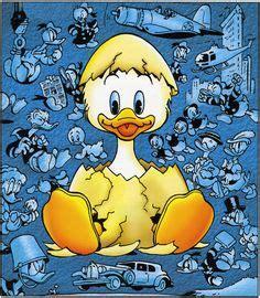 Tortured Artist Or Ecstatic Novelist 2 by Donald Duck Carl Barks Disney