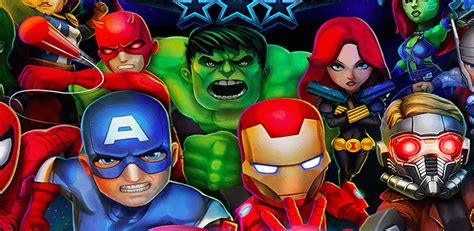 marvel heroes apk marvel mighty heroes apk eu sou android