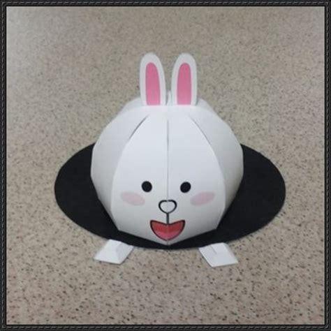 Rabbit Papercraft - papercraftsquare may 2013