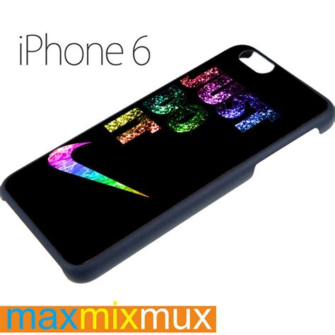 Iphone 6 6s Just Do It Nike Hardcase rainbow nike just do it iphone 6 6 from maxmixmux cases
