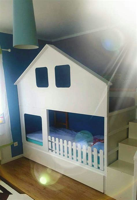 bett haus 176 best ikea hack kura bett images on child