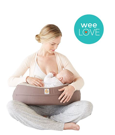 nursing pillow reviews ergobaby curve nursing pillow