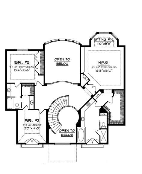 two staircase house plans 301 moved permanently
