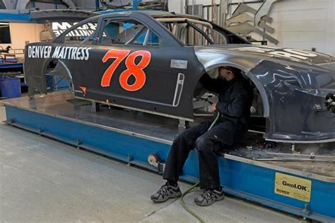 Furniture Row Racing Tours by Furniture Row Racing Ready For Next Nascar Sprint Cup Race