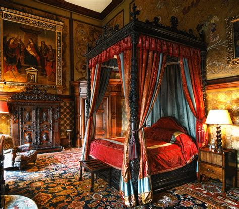 Castle Bedroom by One Castle A Day Visit To Eastnor Castle Vanadian Avenue