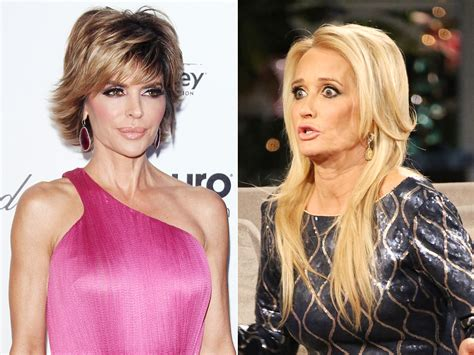 rhobh fight lisa rinna and kim richards feud at adrienne maloofs rhobh reunion recap kim richards makes kyle richards cry