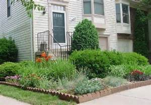 ihm landscaping townhouse garden project