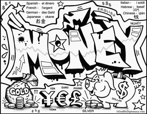 graffiti coloring pages online get this free graffiti coloring pages 17248