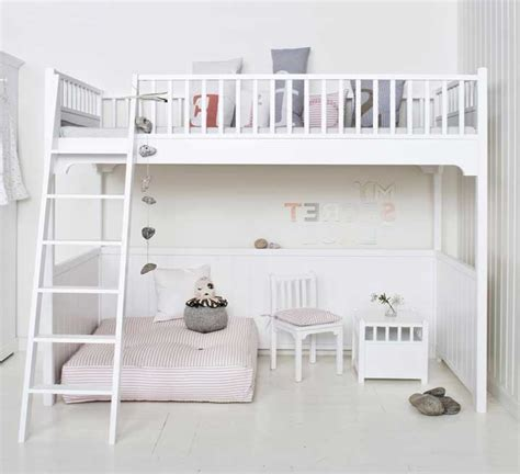 erwachsenen hochbett erwachsenen hochbett hochbett aus massivholz kiefer und