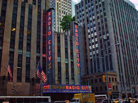 radio city appartments new york new york city radio city music hall photograph by new york