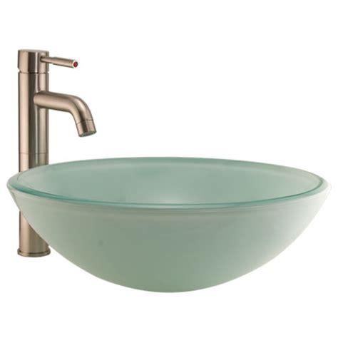 green bathroom sink tea green glass vessel sink bathroom