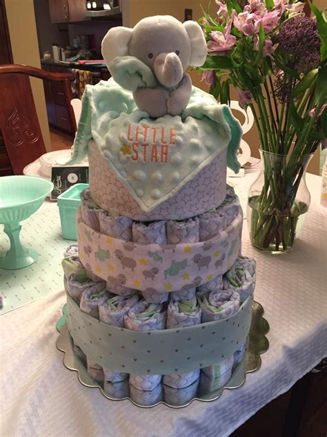 Lavender And Green Baby Shower by Mint Green Lavender And Gray Baby Shower
