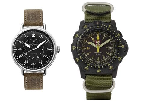 Rugged Watch 10 Military Watches To Suit Every Budget
