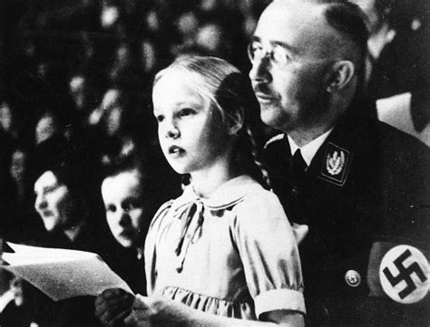 children of the sons and daughters of himmler gã ring hã ss mengele and othersã living with a ã s monstrous legacy books heinrich himmler gudrun burwitz remains a