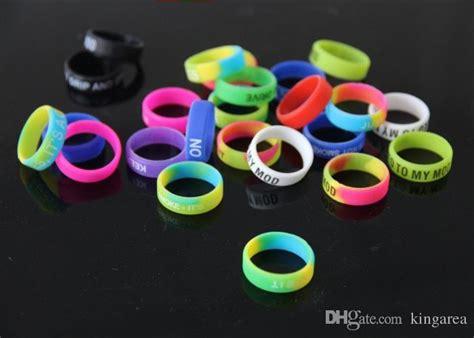 Vape Rubber Band Diameter 2 4cm ecig accessories silicone rubber vape for mechanical mods subtank mini tank decorative and