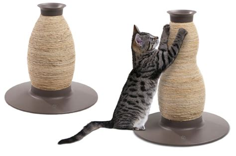modern scratching post catit modern sisal cat scratchers hauspanther