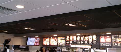 Restaurant Kitchen Ceiling Tiles by Restaurant Kitchens Food Industries