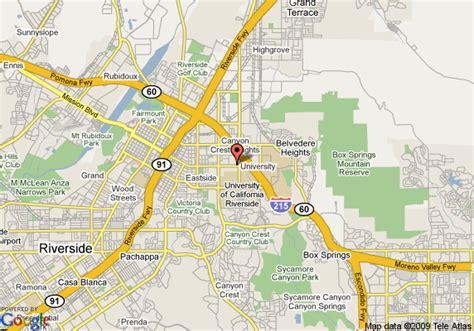 us map riverside california map of 8 motel riverside ca riverside