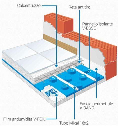 relazione tecnica capannone industriale impianto di riscaldamento a pavimento cosa sapere