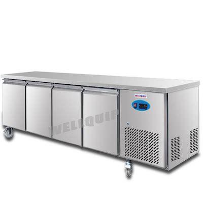 bench fridges for sale buy commercial 4 door kitchen working bench fridge d51a