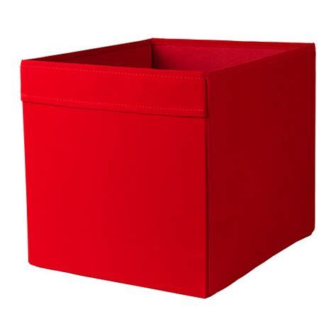 DRÖNA Box Red 33x38x33 cm   IKEA