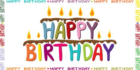 happy birthday sign template clipart best