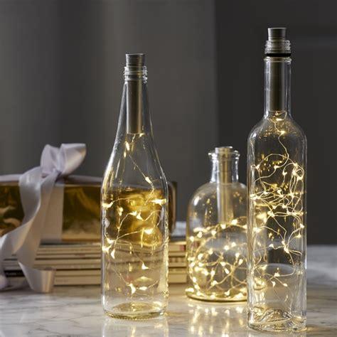 flaschen beleuchten led store de korken mit led lichterkette quot dew