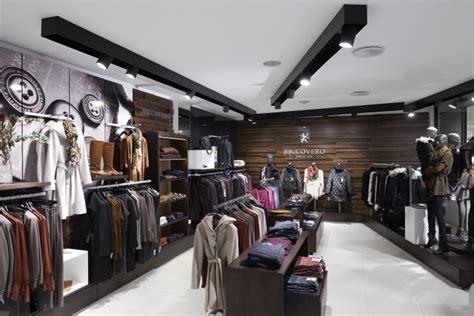 D Ziner Black Intherior Fhasion riccovero fashion store by scenario interior architects oslo 187 retail design