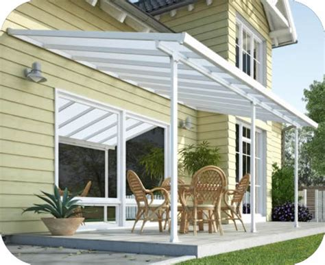 Polycarbonate Patio Cover Kits; Beautiful Polycarbonate