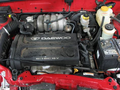 how does a cars engine work 2001 daewoo leganza free book repair manuals 2001 daewoo lanos engine computer ecu ecm 59502 miles 19813766