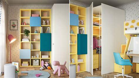la cabina armadio cabina armadio cab 236 per camerette per bambini nidi