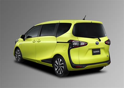 toyota in all new toyota sienta compact minivan unveiled in japan