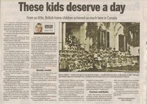 home articles british home children in canada 1869 1930 in the ottawa