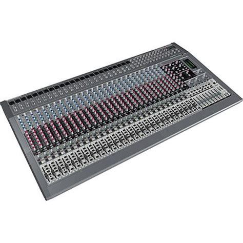 Mixer Eurodesk behringer eurodesk sx3282 32 input 8 live sx3282 b h photo