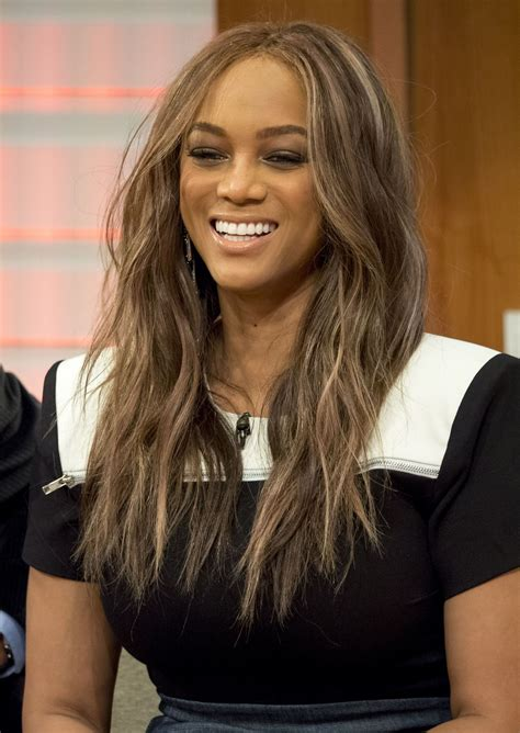 tyra banks tyra banks appears on good morning britain 6 28 2016