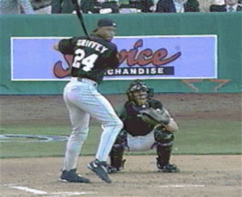 ken griffey jr swing ken griffey jr swing gif www pixshark com images