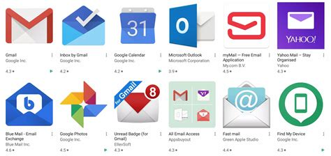 email application for android s two email applications android social media