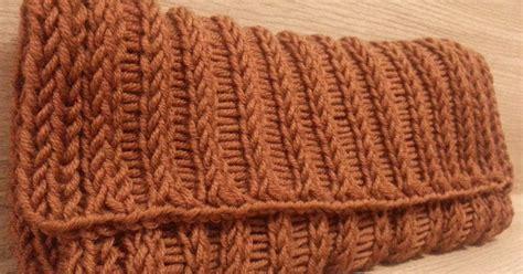 Knitting B Loom Tutorial Open Braid Stitch Using A