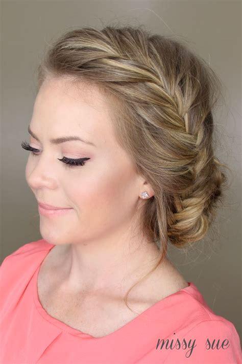 cute hairstyles for hoco haar geflochten locker romantisch zuk 252 nftige