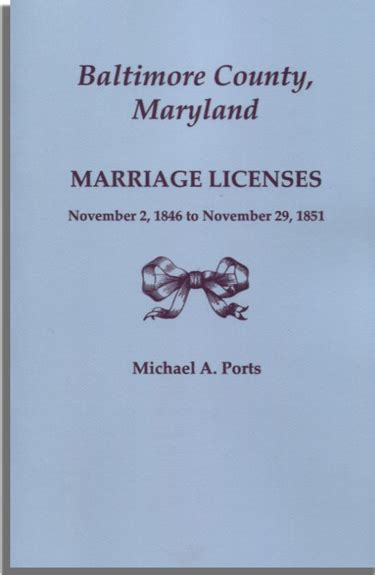 Baltimore City Marriage Records Product Categories Vital Records Rootspoint