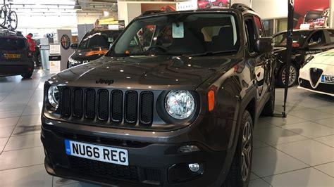 jeep crossover interior 2017 jeep renegade exterior and interior review