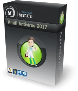 Netgate Amiti Antivirus 2017 24 0 650 netgate amiti antivirus 2017 24 0 630 with