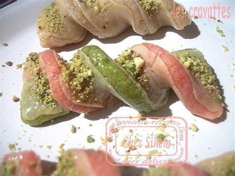 recette de cuisine alg駻ienne samira les cravattes gateau algerien